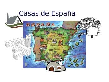 Casas de España