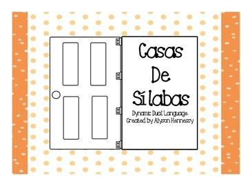 Casas de Silabas FREEBIE Letters B,C and G