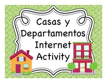 Casas y Departamentos de México Internet Activity