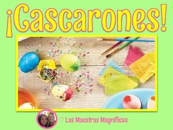 Cascarones Easter/Pascua Freebie