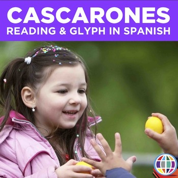 Cascarones: Reading and glyph in Spanish
