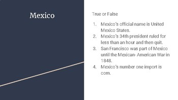 Case Study: Mexico Powerpoint