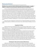 Case Study: Rebuilding Detroit