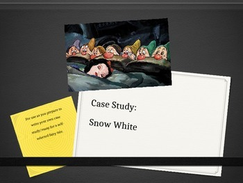 Case Study for Students: Snow White Analysis