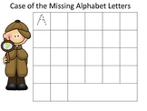 Case of the Missing Alphabet Letter