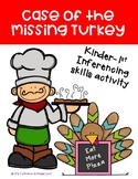 Case of the Missing Turkey-An Inferencing Activity