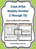 Case of the Mystery Number (1-10)