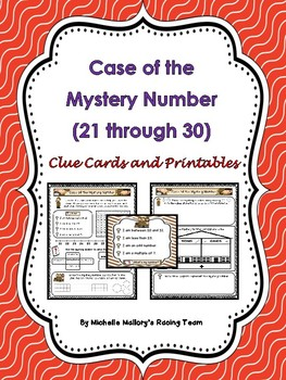 Case of the Mystery Number (21-30)