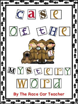 Case of the Mystery Word Set 1