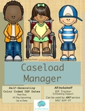 Caseload Manager for ANY service provider-SLP/OT/SAI