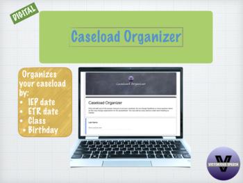 Caseload Organizer