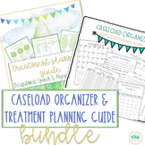 Caseload Organizer & Treatment Planning Guide