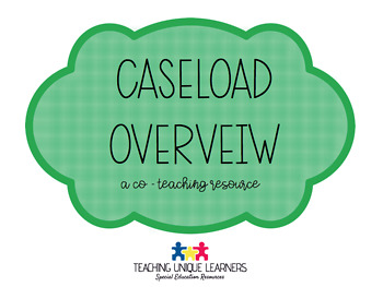Caseload Overview