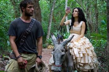 Cásese quien pueda. El medioambiente. Turismo ecológico. Movie Guide. Preguntas.