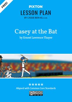 Casey at the Bat Activities: Major Themes, Figurative Language, Symbolism