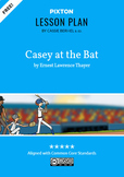 Casey at the Bat Activities: Major Themes, Figurative Lang