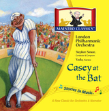 Casey at the Bat Story in Music MP3 and Activity Book
