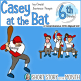 Casey at the Bat Poetry Unit for Middle School