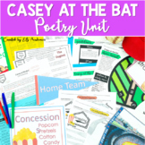 Casey at the Bat Unit and Lessons