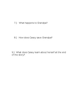 Casey's Code Quiz