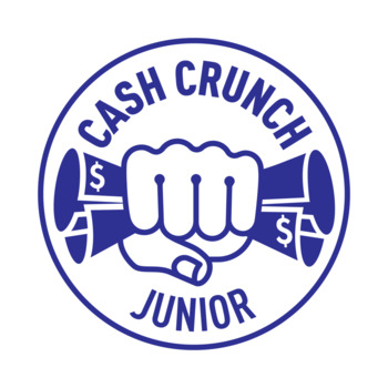 Cash Crunch Jr. Personal Finance Board Game