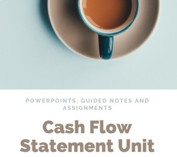 Cash Flow Statement Unit