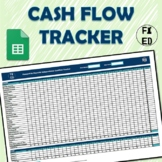 Cash Flow Tracker | Log All Income & Expenses