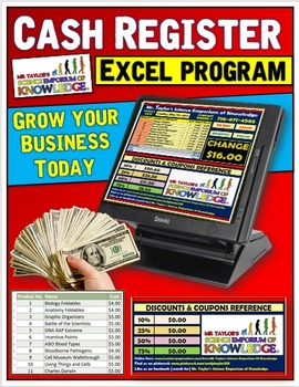 Cash Register Program