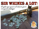 Cashnip Kitty: a real-life story for Spanish classes #COVID19WL
