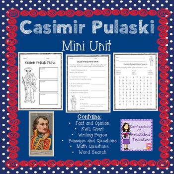 Casimir Pulaski Mini-Unit