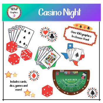 Casino Night (Clip Art)