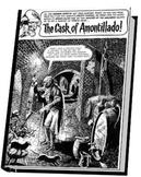 Cask of Amontillado Analytical Paragraph