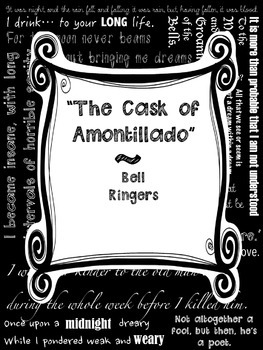 Cask of Amontillado Bell Ringers Poe