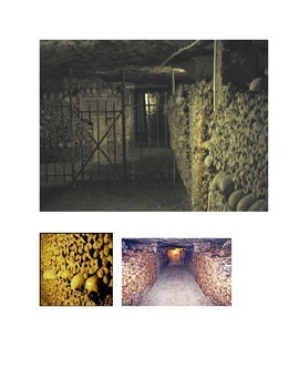 Cask of Amontillado - Catacombs of Paris