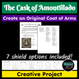 A Creative Project for The Cask of Amontillado - Create an Original Coat of Arms