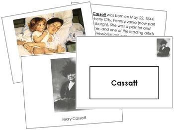 Cassatt (Mary) Art Book