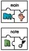 Casse-tête ABC / French ABC Puzzles