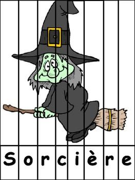 Casse-tête Halloween