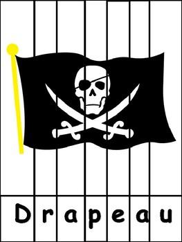 Casse-tête Pirate