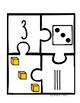 Casse-tête - Représentation des nombres 1 à 10
