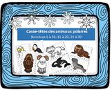 Casse-têtes - Les animaux polaires