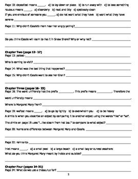 Cassie Binegar Book Study Packet