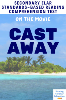Cast Away (2000) Movie Guide/Analysis Multiple-Choice Quiz/Test