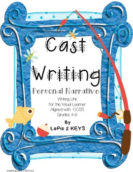 Cast Writing Personal Narrative