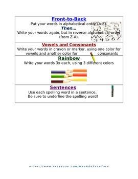 Cast a SPELL: Elementary Spelling Task Cards