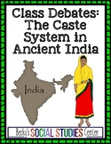 Caste System in India Debate - Group Project