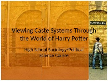 Caste Systems Using the Harry Potter World