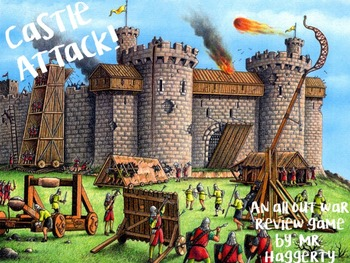 Castle Attack! Review Game (Any content, any lesson!)