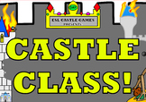 Castle Class! 25-Day Writing Journal