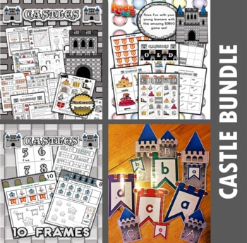 Castle Classroom Center Activity Sets